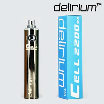delirium Cell 2200mAh Battery ( Gun Metal )