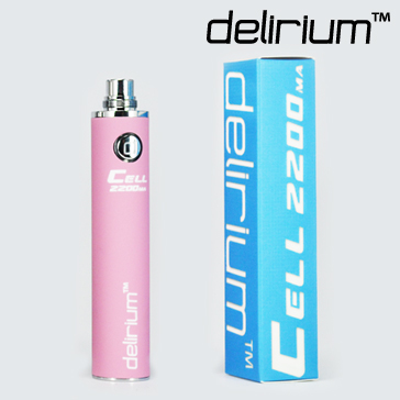 delirium Cell 2200mAh Battery ( Pink )